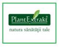 PlantExtrakt logo ramka zielona